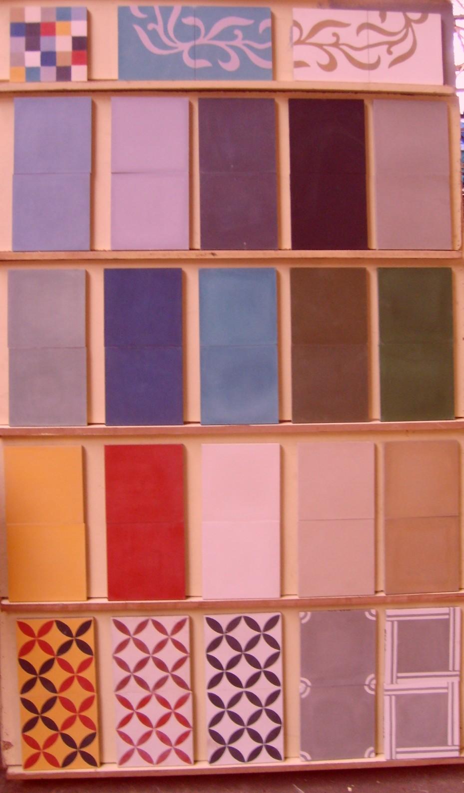 Effen kleuren 63 €/m2