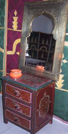 Marokkaanse Spiegel Groot.Artimara Verhuur Marokkaanse Berber En Stretch Tenten