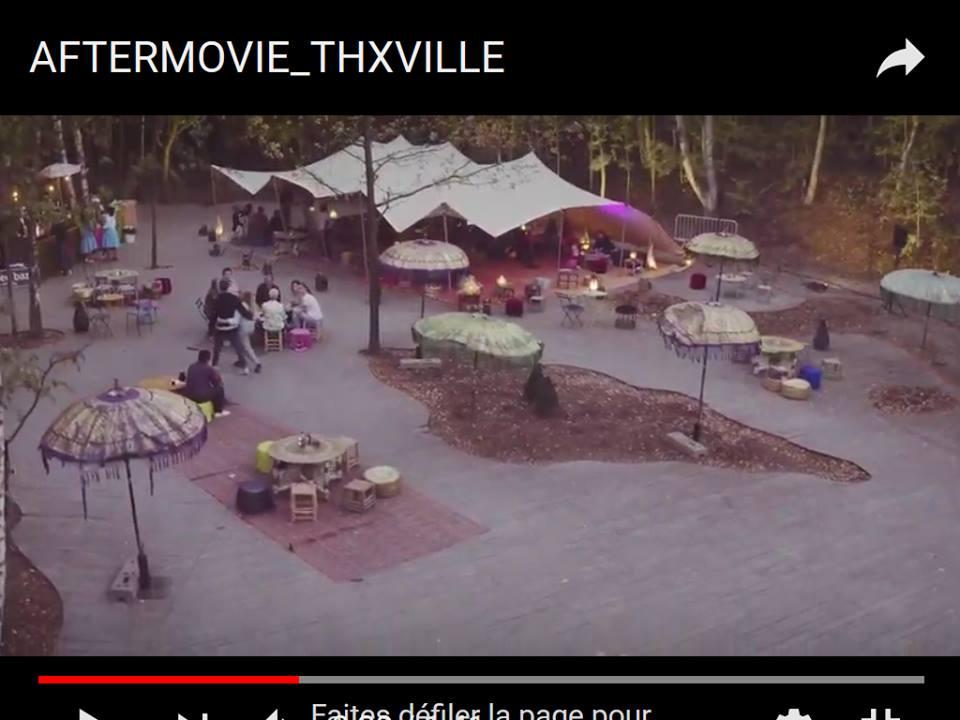 Thanksville happy Hippie